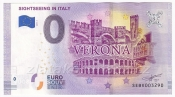 0 Euro souvenir - Sightseeing in Italy