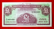 Anglie - British Armad Forges - 1 Pound