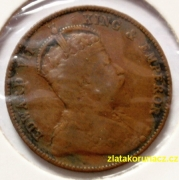 Malaysie-Straits Settlements -  1/2 cent 1908