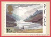 Glenfinnan Scotland, 14p