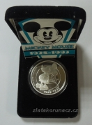 Mickey Mouse 1928 - 1993