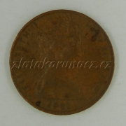 New Zealand - 1 cent 1971