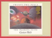 The planets suite - Gustav Holst, 22p