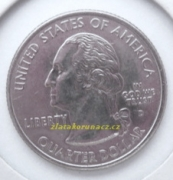 USA - Maryland - 1/4 dollar 2000 D