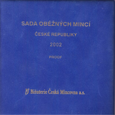 Sada mincí -  2002 - Proof