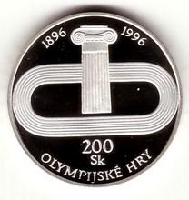 1996 - 200Sk - Olympijské Hry