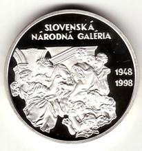 1998 -200Sk -  Národní galerie