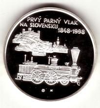 1998 - 200Sk - První vlak