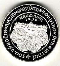 1999 - 500Sk - Tolarová měna