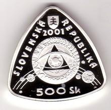 2001 - 500Sk - Tisíciletí