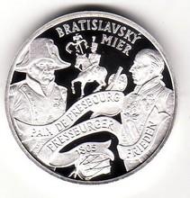 2005 - 200Sk -Bratislavský mír