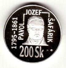 1995 - 200Sk - P.J.Šafárík