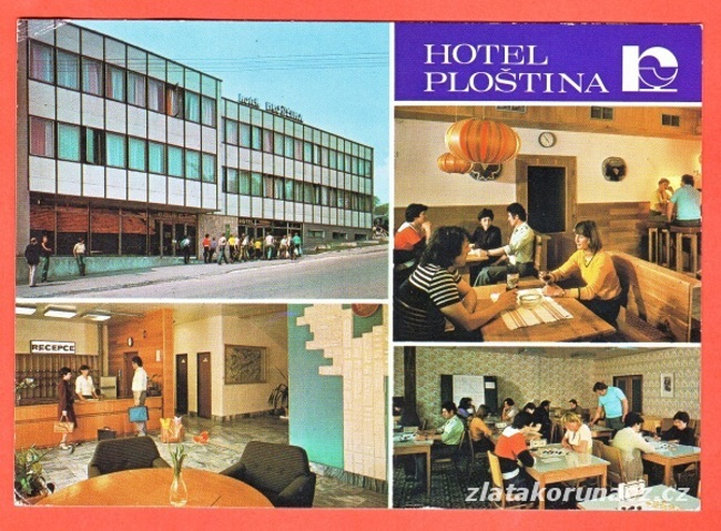 fb97cc2d118 Valašské Klobouky-Hotel Ploština - Numismatika Zlatá Koruna Ostrava